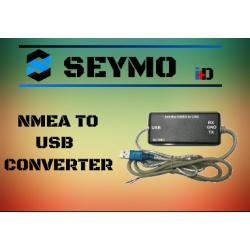 Conexión de PC a NMEA por USB